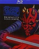 Star Wars: The Clone Wars - Staffel 4 [Blu-ray]