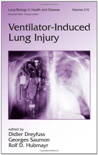 Ventilator-Induced Lung Injury (Lung Biology in Health and Disease)