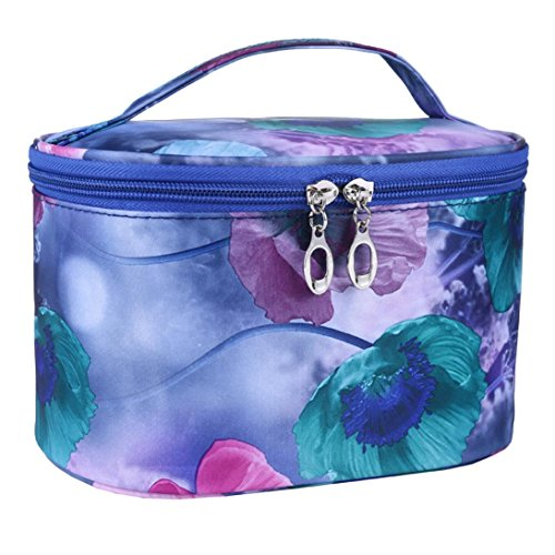 lhwy-flower-series-portable-cosmetic-bag-for-travel-home-daily-navy