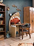 Shark Study Desk