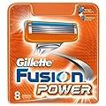 Gillette Fusion Power Klingen 8 St�ck
