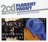 echange, troc Florent Pagny - Coffret 2 CD : Bienvenue Chez Moi / Savoir Aimer
