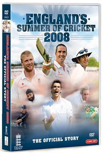 England's Summer of Cricket 2008 [DVD]