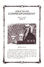 AMATEUR CORRESPONDENT MAY - JUNE 1937