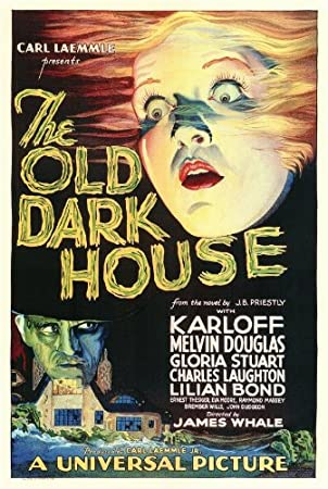 The Old Dark House - Movie Poster - 11 x 17 MasterPoster Print, 11x17