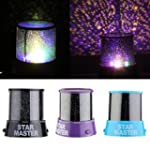 Sky Star 4 LED Colorful Night Light P...