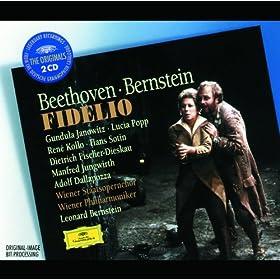Ludwig van Beethoven: Fidelio op.72 / Act 1 - Ihr habt recht, Vater Rocco (Leonore, Rocco, Marzelline)
