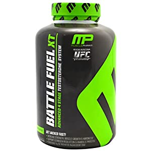 Muscle Pharm - Battle Fuel Xt, 160 capsules