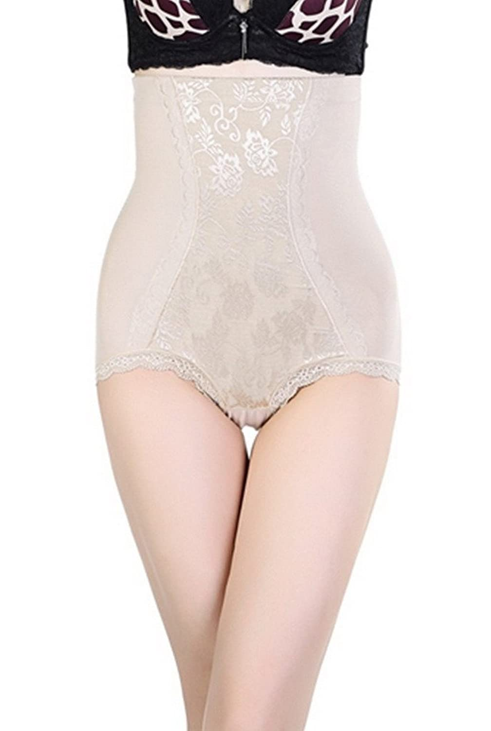 Smile YKK Sexy Figur-Body Frauen Miederpants Body sculpting Damen Unterwäsche Hoch Taille