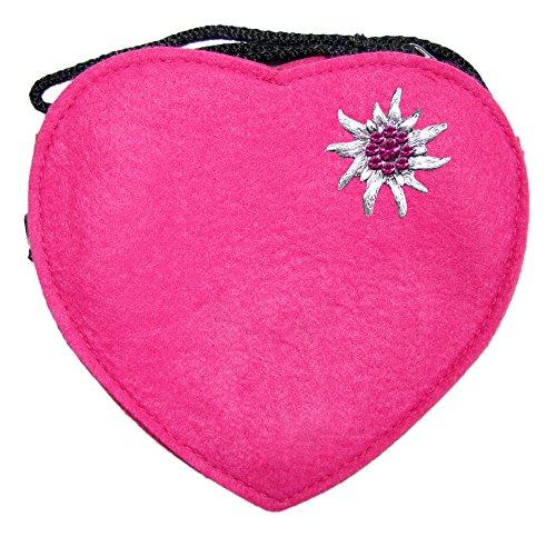 Herz-Trachtentasche-mit-Edelwei-Pink