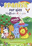 SPANISH FOR KIDS NUMBERS & COLOURS [DVD]