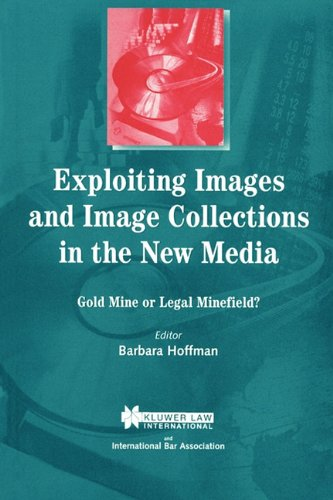 Exploiting Images and Image Collections in the New Media:Gold Mine or Legal Minefield? (International Bar Association Series Set)