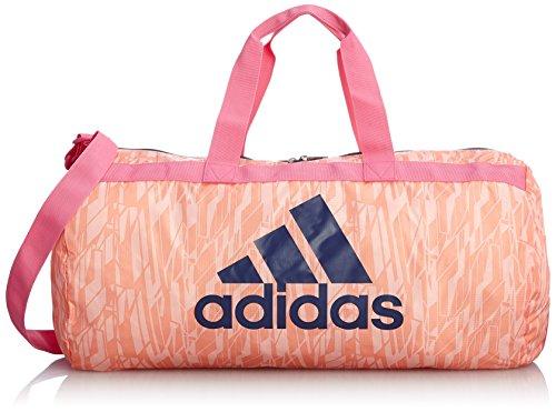 [アディダス] adidas Pocketable Bag2 KAU11 S91277 (ライトフラッシュオレンジ S15/フラッシュオレンジ S15)