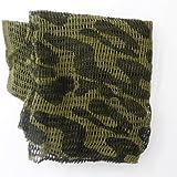 Camouflage scrim net 100cm x 100cm