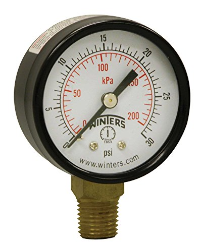 Winters PEM Series Steel Dual Scale Economical All…