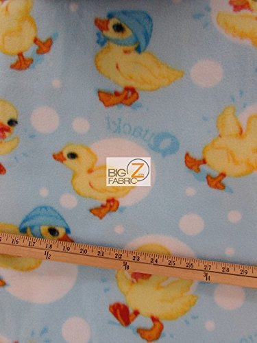 Rubber Ducky Fabric front-692495