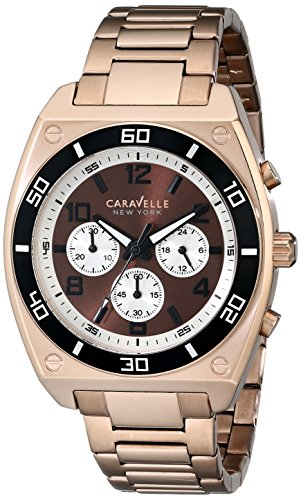 Caravelle New York 45A110 - Reloj para hombres