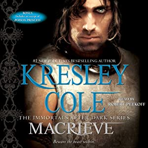Macrieve: Immortals After Dark, Book 13 Audiobook