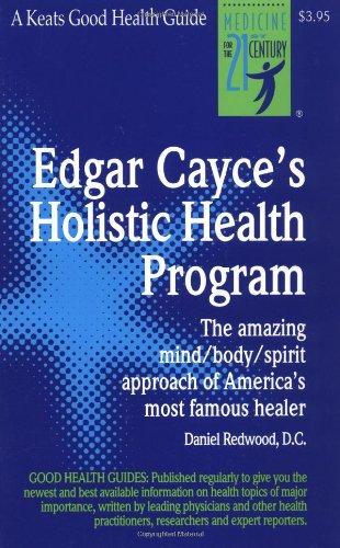 Edgar Cayce s Holistic Health Program088001248X : image