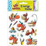 Der kleine Drache Kokosnuss Sticker