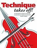 Technique Takes Off! for Cello: (Solo Cello) (Faber Edition)