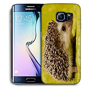 Snoogg Baby Animal Printed Protective Phone Back Case Cover For Samsung Galaxy S6 EDGE / S IIIIII