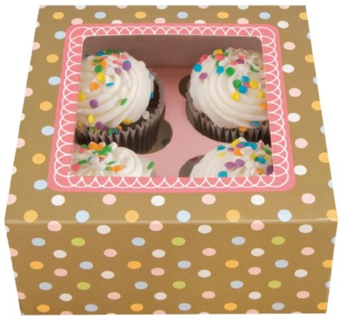 The Gift Wrap Company Candy Dot Spot Cupcake