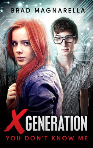 Kindle Daily Deals For Thursday, November 21  Brad Magnarella's New Release XGeneration 1: You Don't Know Me