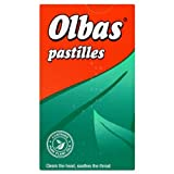 3 x Olbas Pastilles with Pure Plant Oil 45g Each