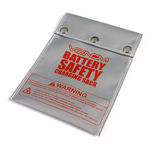 Venom Battery Safety Charge Sack - Small