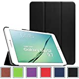 "For Samsung Galaxy Tab S2 9.7"" Smart Case - E-Planet PRO Series Professional Ultra Slim-Fit Smart Shell Shockproof..."