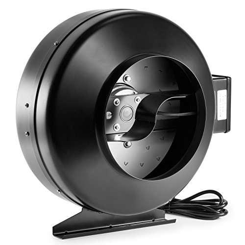 CFM PRO 8 in. Inline Air Blower Fan Suitable for Hydroponics Ducting or other Exhaust System (Air Scrubber System compare prices)