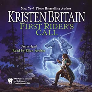 First Rider's Call: Book Two of Green Rider | [Kristen Britain]
