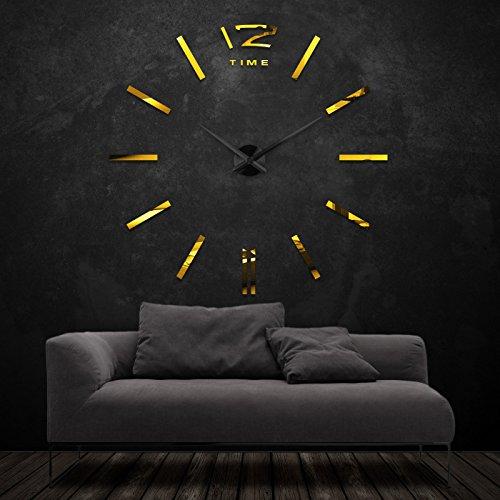 horloge murale geante les bons plans de micromonde. Black Bedroom Furniture Sets. Home Design Ideas