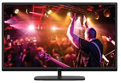 Sansui SMC40HB21CAF 98cm (39 inches) HD Ready LED TV (Black)
