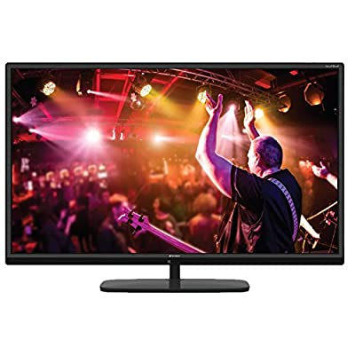 Sansui SJX40HB21CAF 98cm (39 inches) HD Ready LED TV (Black)