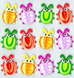 Jolee's Boutique Cabochons Dimensional Stickers, Bugs