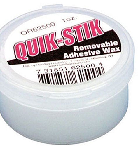 Dollhouse QUICK STICK HOLDING WAX (Wax Items compare prices)