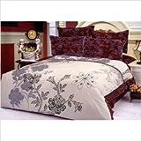 Le Vele Aphrodite - Duvet Cover Bed in Bag - King Bedding Gift Set - LE25K