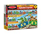 Melissa & Doug Alphabet Express Floor Jigsaw Puzzle (27 Pieces)