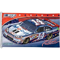 NASCAR Tony Stewart 3-by-5-Foot Flag by WinCraft