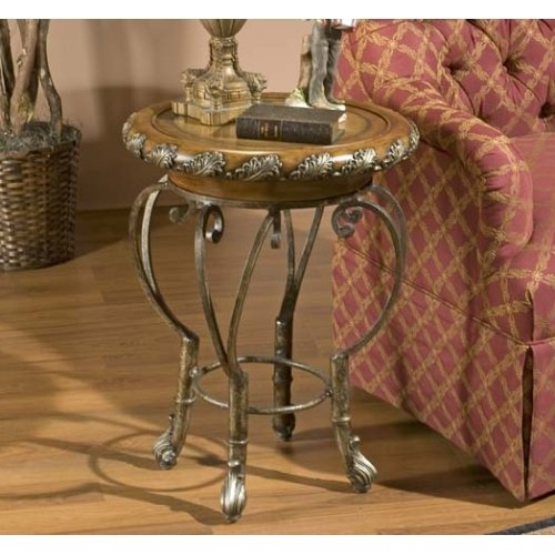 Image of Butler Specialty 1521070 Accent End Table, Heritage (B00252954S)