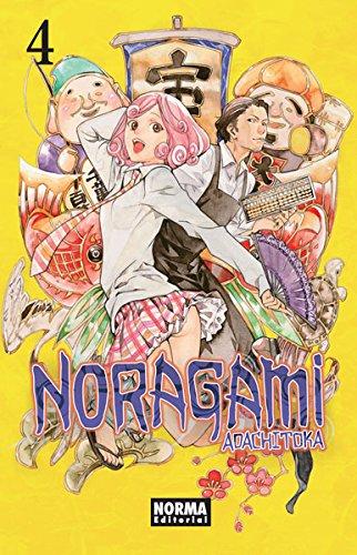 Noragami 4.