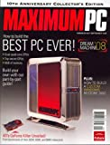 img - for Maximum PC, September 2008 Issue book / textbook / text book