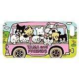 キャラクターカバー タマ&フレンズ バス【iPhone5専用】CRTM56