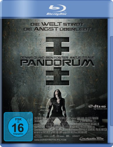 Пандорум / Pandorum (2009) BDRip 720p