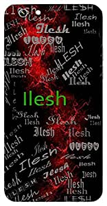 Ilesh (Lord Of Earth) Name & Sign Printed All over customize & Personalized!! Protective back cover for your Smart Phone : Samsung Galaxy S4mini / i9190
