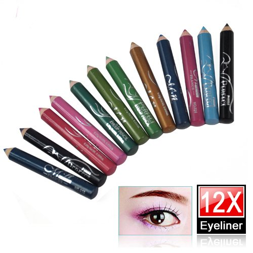 World Pride 12 Assorted Colors Cosmetic Makeup