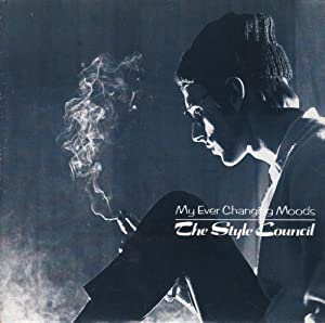 """My Ever Changing Moods [7"""" VINYL]"""