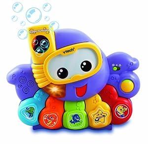 VTech - Burbu-burbujas, juguete de baño (3480-113522)